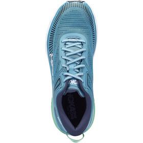 Hoka One One Bondi 7 Shoes Men, blue moon/moonlit ocean